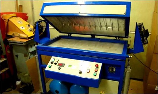 Мембранно-вакуумное прессование, особенности и технология производства