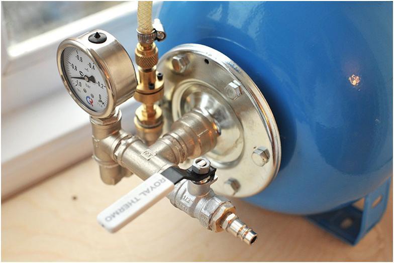 Клапаны вакуумного насоса, конструкция и типы устройств