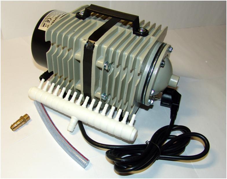 Компрессоры для пруда – типы и особенности компрессорного оборудования