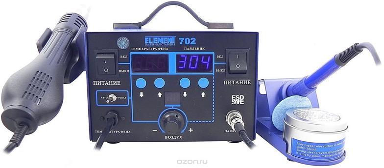 Паяльные станции с вакуумным оловоотсосом – особенности и типы данного оборудования для пайки