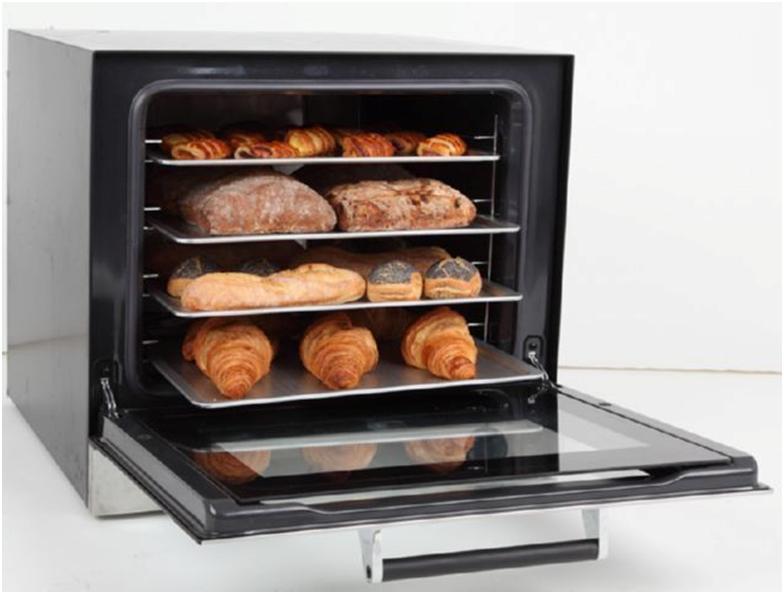 Промышленные печи для выпечки хлеба  - особенности и классификация. Обзор печей «Восход»