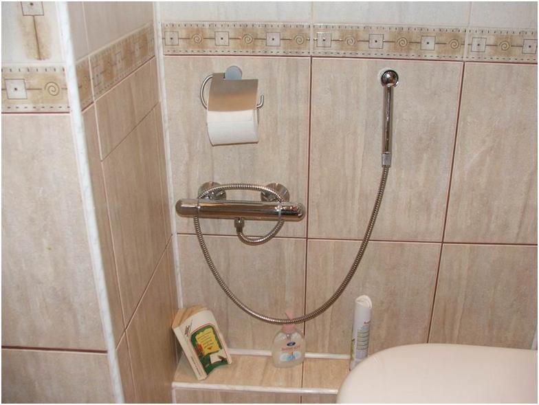 Гигиенический душ с термостатом – особенности данного сантехнического оборудования и способы его установки